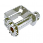 41-DBL-STD7G – Web Winch- Double L Track Slider Standard-Galvanize-5,500 lbs. WLL-7mm